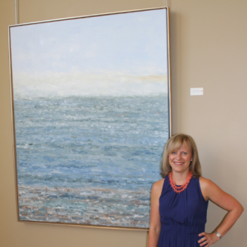 Solo Show at Tiburon Town Hall