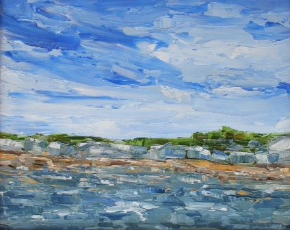 Landscapes And Seascapes Kenna Norris Art Amp Interiors