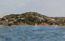 Sailing Angel Island