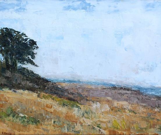 Coastal Cypress- Sea Ranch, California
